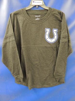 Picture of Spirit Wear Long Sleeve Gray